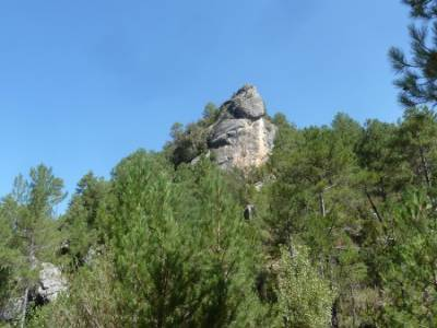 Hoz del Río Escabas - Serranía de Cuenca (Senderismo refrescante);rutas de la pedriza sierra madri